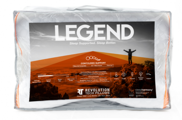 Glideaway® Legend Pillow-PILEA-X15CPAP