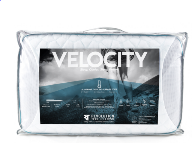 Glideaway® Velocity Pillow-PILEA-X15CVGGLZ