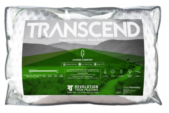 Glideaway® Transcend Pillow-PILEA-X15LTXCRV