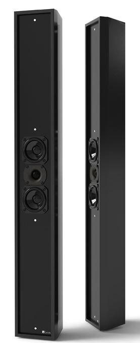Leon Speaker Profile Series On Wall Speaker-PR303