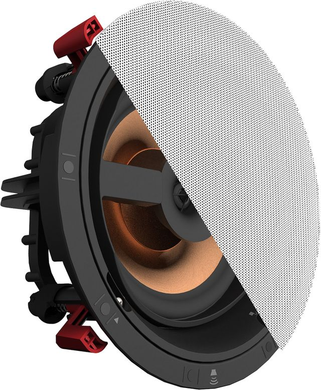 "Klipsch® Professional Series PRO-18RC 8"" In-Ceiling Speaker-1064447"