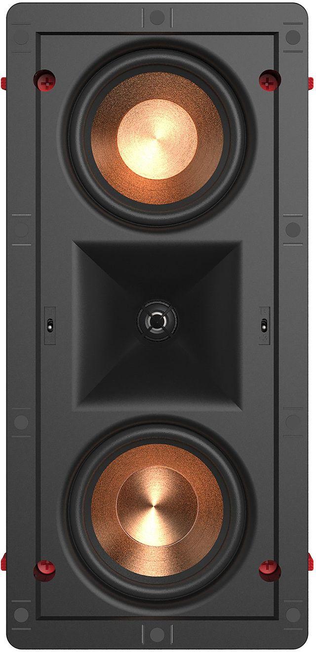 "Klipsch® Professional Series PRO-24-RW-LCR 3.5"" In-Wall Speaker-1064449"