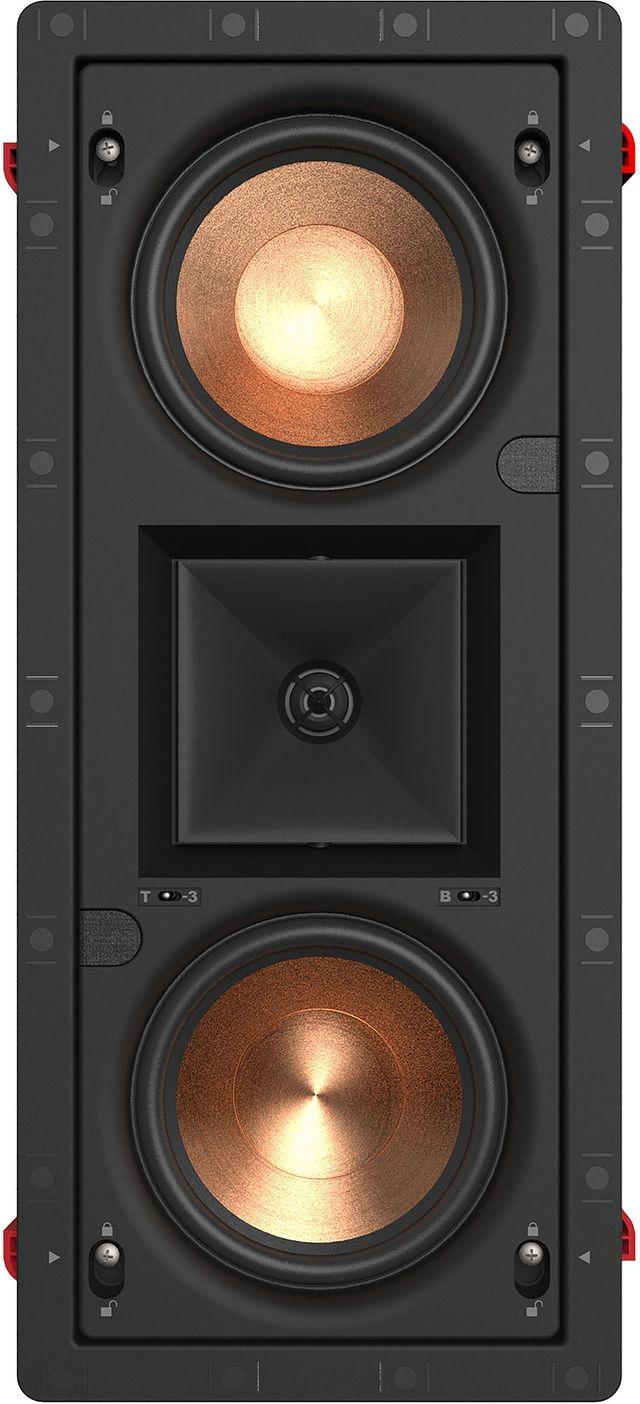 "Klipsch® Professional Series PRO-25-RW-LCR 5.25"" In-Wall Speaker-1064445"