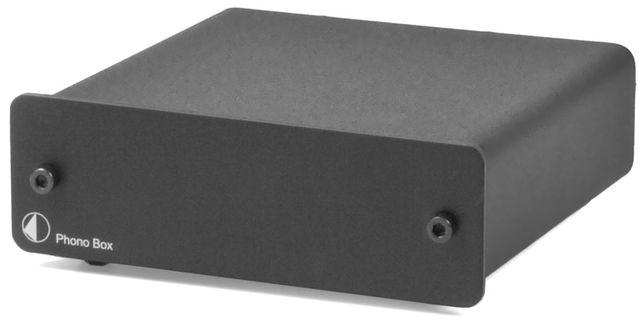 Pro-Ject Phono Box DC Black Preamplifier-Phono Box DC-Black