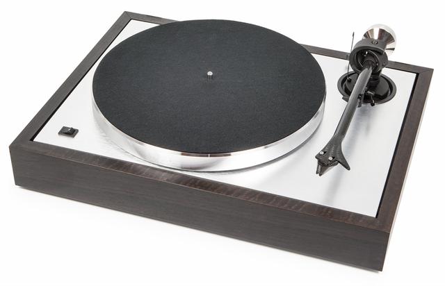 Pro-Ject The Classic Matte Eucalyptus Audiophile Sub-Chassis Turntable-Matte Eucalyptus-The Classic-EUC