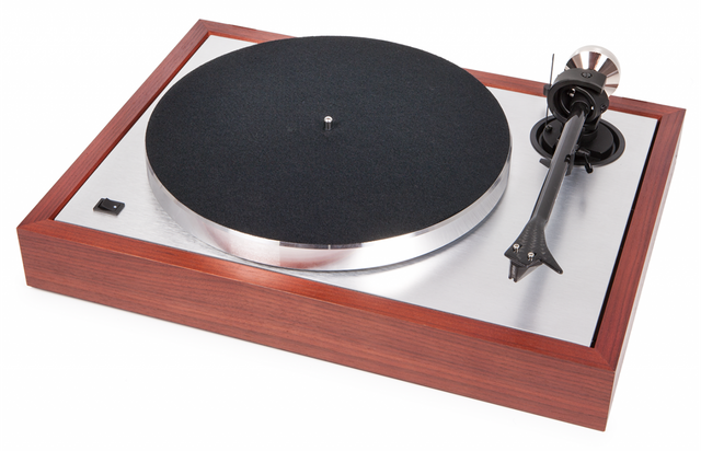 Pro-Ject The Classic Rosenut Audiophile Sub-Chassis Turntable-The Classic-ROSE