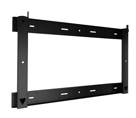 Chief® Professional AV Solutions Black Heavy Duty Custom Flat Panel Wall Mount-PSMH2482