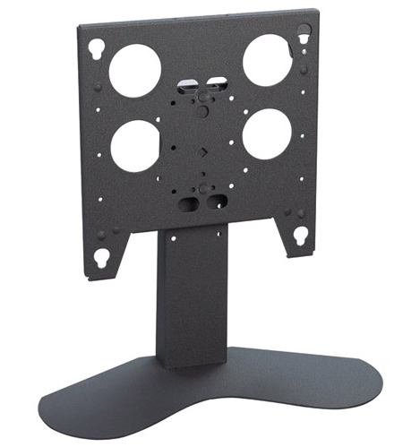 Chief® Manufacturing Black Large Flat Panel Table Stand-PTSU