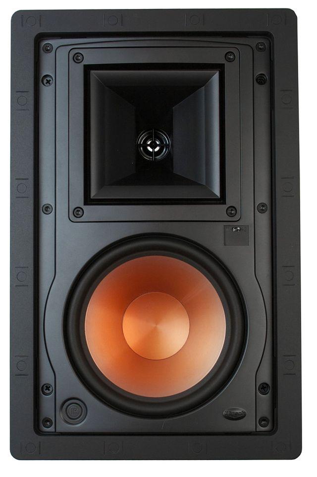 """Klipsch® R-3650-W II 6.5"""" In-Wall Speaker-1014130"""