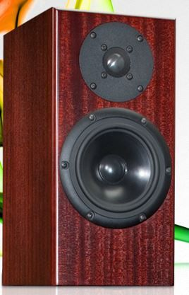 Totem Acoustics High-Fidelity Bookshelf Speaker-Rainmaker