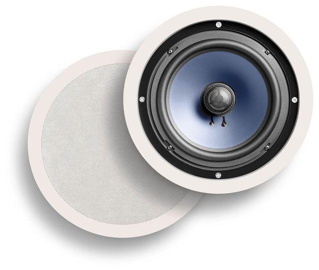 "Polk Audio® RCi Series RC80I 8"" In-Ceiling Speaker (Pair)-AW0080"