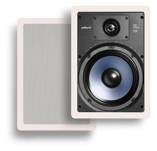 "Polk Audio® RCi Series RC85I 8"" In-Wall Speaker (Pair)-AW0085"