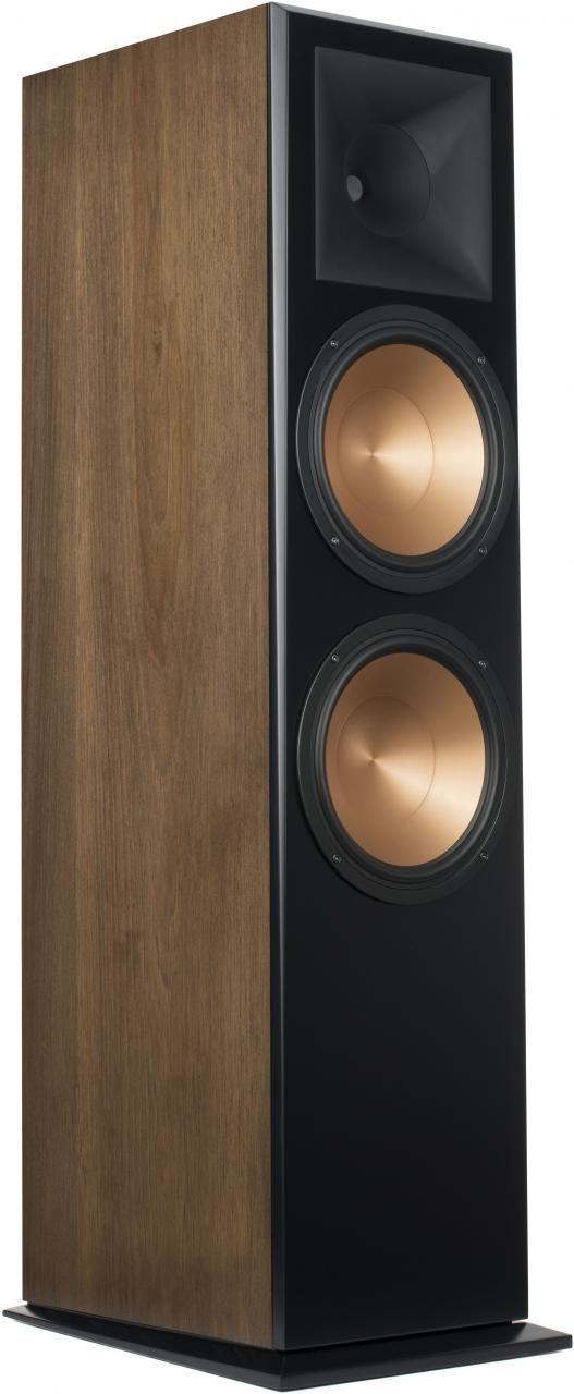 """Klipsch® Reference™ Walnut RF-7 III 10"""" Floor Standing Speaker-1065048"""