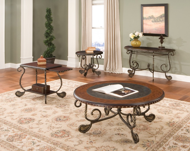 Steve Silver Co. Rosemont Sofa Table-RM200S