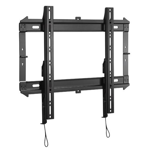 Chief® Professional AV Solutions Black Medium FIT™ Fixed Wall Mount-RMF2