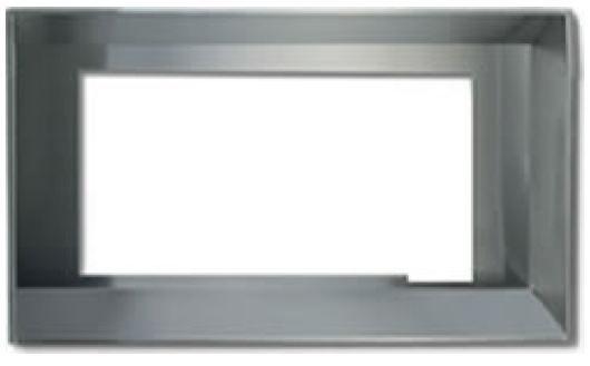 """Broan® Elite 36"""" Stainless Steel Custom Range Hood Liner-RML3336S"""