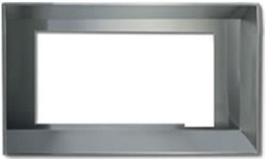 """Broan 60"""" Stainless Steel Custom Range Hood Liner-RML4560S"""