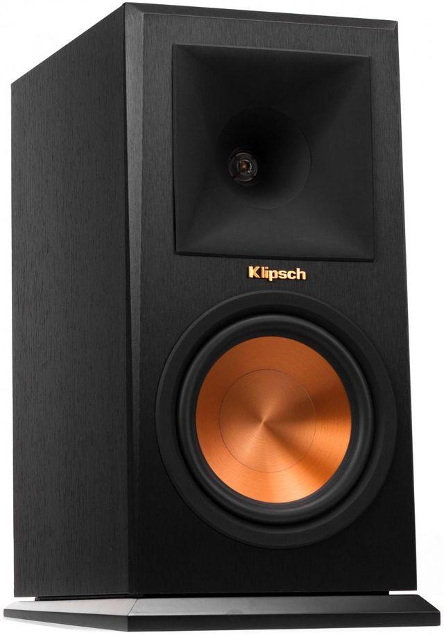 "Klipsch® RP-160M Reference Premiere 6.5"" Bookshelf Speaker-Ebony-1060685"