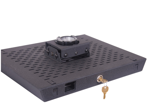 Chief® Manufacturing Black RPA Projector Security Mount-RPAA1