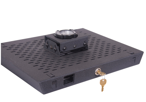 Chief® Manufacturing Black RPA Projector Security Mount-RPAC1