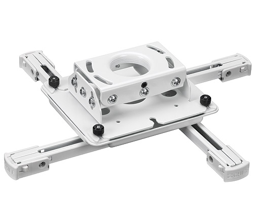 Chief® White Manufacturing Universal Projector Mount-RPAUW