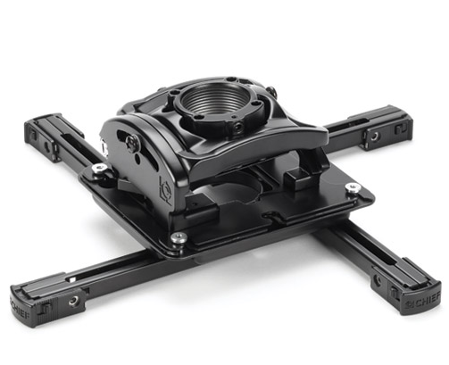 Chief® Black Manufacturing RPA Elite Universal Projector Mount-RPMCU