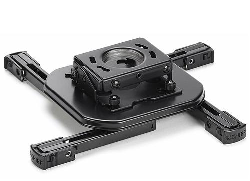 Chief® Black Manufacturing Mini Universal RPA Projector Mount-RSAU