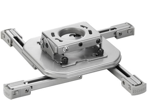 Chief® Silver Manufacturing Mini Universal RPA Projector Mount-RSAUS