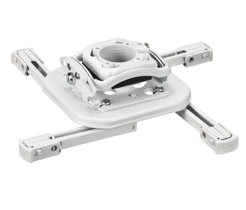 Chief® White Manufacturing Mini Elite Universal Projector Mount-RSMAUW
