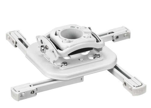 Chief® White Manufacturing Mini Elite Universal Projector Mount-RSMCUW