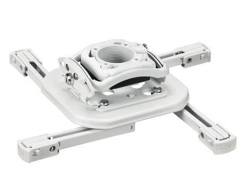 Chief® White Manufacturing Mini Elite Universal Projector Mount-RSMDUW