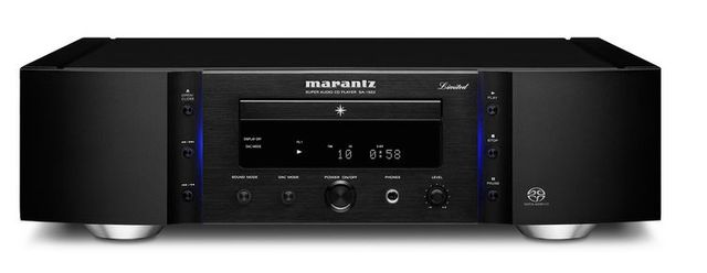 Marantz Reference Series Integrated Amplifier-SA-15S2B Limited