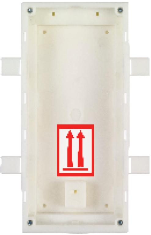 Savant® Flush Mount Backbox-9155015-9155015