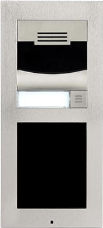 Savant® Surface Mount Silver Door Station-DOR-SM0S-00-DOR-SM0S-00
