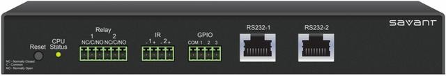 Savant® Smart Fiber Receiver and Room Controller-FRC-P100-00