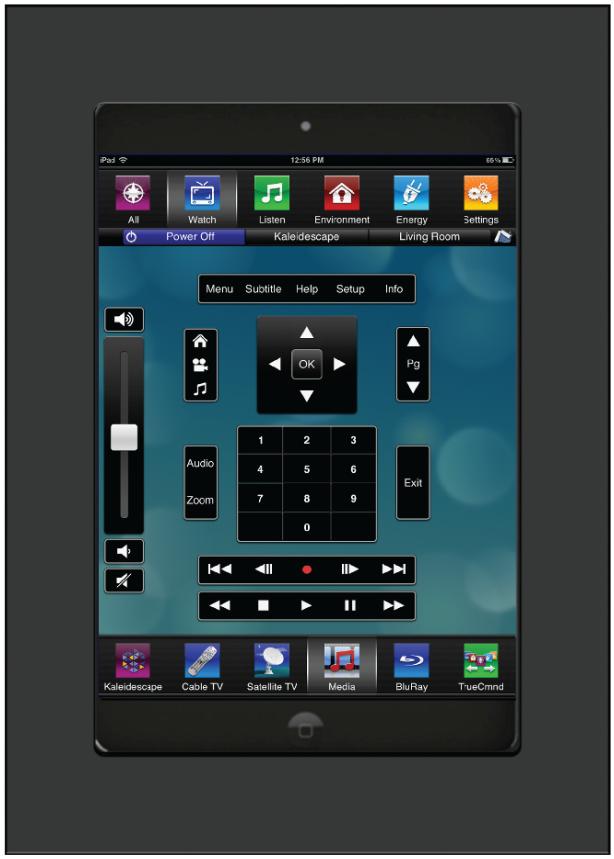 Savant® In-Wall Control Dock for iPad Mini-ICC-1P0L-00