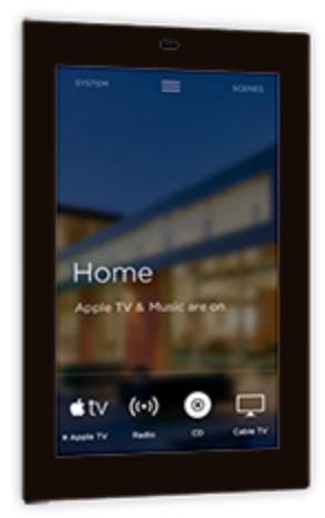 "Savant® Touch 5.5"" Control Screen-Black-ITP-E5500B-00"