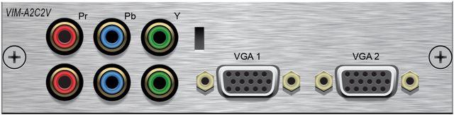 Savant® Analog Video Input Module-VIM-A2C2V-00