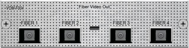 Savant® 4-Port HDMI Over Fiber Output Module-VOM-F004-00