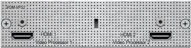 Savant® Dual Port Video Processing and Scalar Module-VOM-VPS2-02
