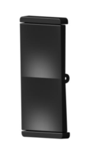 Savant® Metropolitan Black Wireless AUX Control Conversion Kit-WI3-BKCONV-00