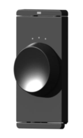 Savant® Metropolitan Black Wireless Fan Control Conversion Kit-WIF-BKCONV-00
