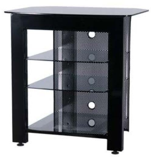 Sanus® Steel Series Black TV/AV Stand-SFA29B