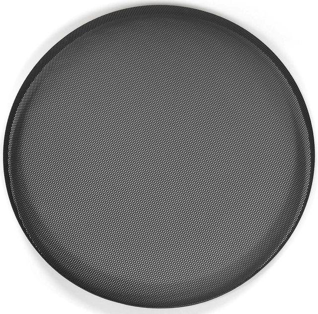 "JL Audio® 12"" Satin Black Steel-Mesh Grille Insert-SGR-12"