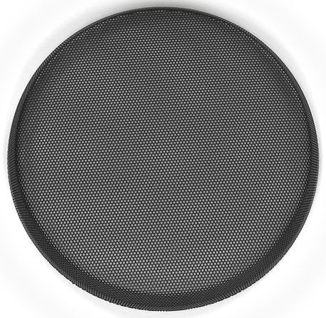 "JL Audio® 8"" Satin Black Steel-Mesh Grille Insert-SGR-8"