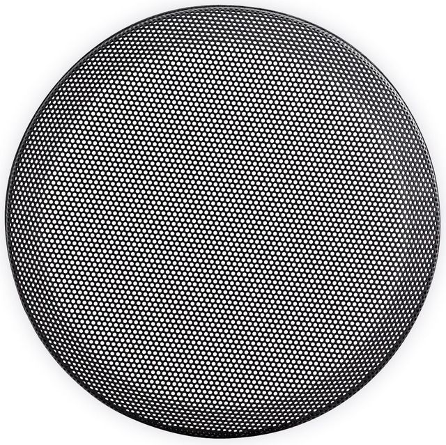 "JL Audio® 6.5"" Satin Black Steel-Mesh Grille Insert-SGRU-6"