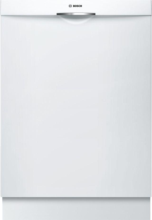 "Bosch 300 Series 24"" Built In Dishwasher-White-SHS863WD2N"