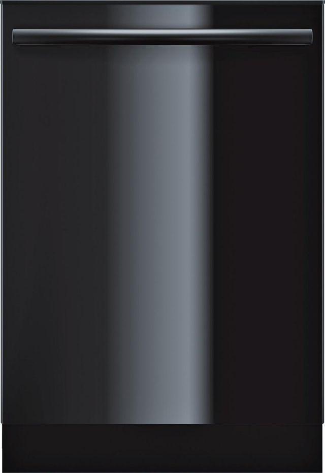 "Bosch Ascenta® Series 24"" Built In Dishwasher-Black-SHX3AR76UC"