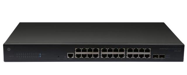 Pakedge® Device & Software Inc 24 Port Managed Gigabit Ethernet Switcher-SK-24F
