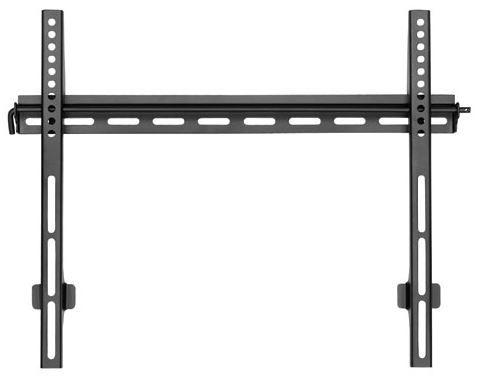 SnapAV StrongT Medium Low Profile Fixed Mount-Black-SM-LP-F-M